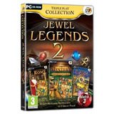 Videojuego Pc Jewel Legends Triple Pack 2 Dvd Play Colle 218