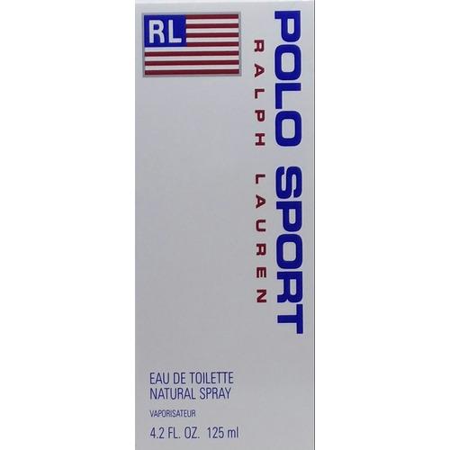 Perfume Polo Sport Ralph Lauren Masc Edt 125 Ml Original