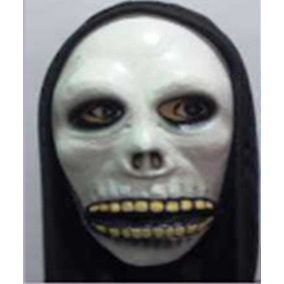 Mascaras Halloween Dia De Muertos Calavera