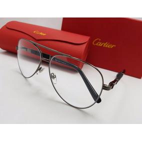 Montura Para Lente Cartier Envio Gratis.s