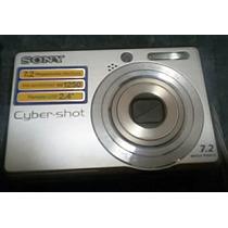 Camara Cybershot 7.2 Mp Dsc-s730 Para Reparar O Repuesto
