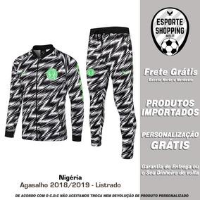Agasalho Calça (torcida Guerreiros Da Tribo) Gfc - Camisetas Manga ... b20cbb9887fc8