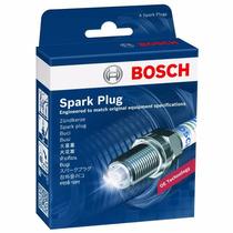 Jogo Vela Bosch Iridium Cruze 1.8 Sonic 1.6 Original Bosch