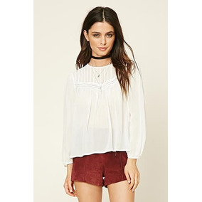 Lote Ropa Importada H&m Forever 21 Remeras Blusas Tops Usa