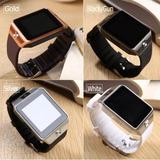 Smartwatch Dz09 Reloj Celular Inteligente Sim Sd Telcel