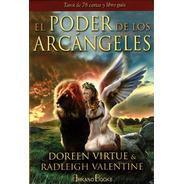 El Poder De Los Arcángeles, Tarot Y Libro, Doreen Virtue