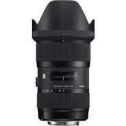 Sigma 18-35mm F1.8 Art Para Canon Apsc A Vista C/ Recibo
