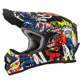 Casco Oneal Motocross Series 3 Rancid Airoh Fox Atv Bell
