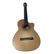 Violão Luthier Araujo Imbuia/cedro Cutway Nylon