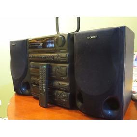Sony Fbh B711 Mini Hifi Componente / Multibanda Sw