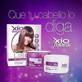 Xio Mara Kit Para Alaciado Permanente Liso 6 Profesional