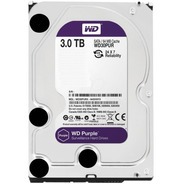 Hd Sata3 3tb Western Digital Wd Purple 64mb Dvr Intelbras Nf
