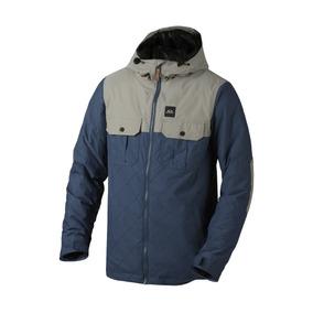 Campera Oakley Cedar Ridge Bzi Blueshade Impermeable P/nieve
