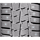 2 Neumaticos Michelin 205/75 R 16 Agilis Xnorth Nieve/clavos