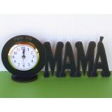 Regalo Dia De La Madre Sovuenirs Reloj Feliz Dia O Mamá X 20