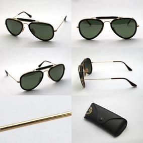 Oculos Ray Ban Caçador Antigo Reliquia - Óculos De Sol no Mercado ... 2b0c82615e