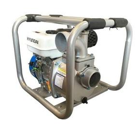 Motobomba De Agua 2 X 2 Pulgadas 6.7 Hp A Gasolina Hyw2067