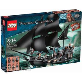Lego Piratas Del Caribe 4184 Black Pearl 6 Figuras Nuevo