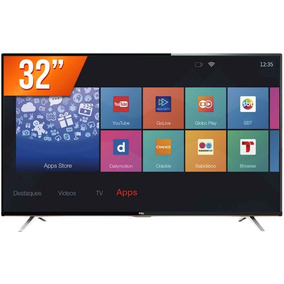 Smart Tv 32 Polegadas Semp Tcl Frete Grátis