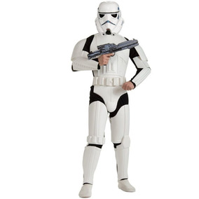 Disfraz Adulto Stormtrooper Traje Soldado Imperial Star Wars