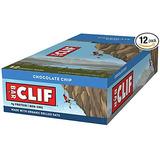 Clif Bar - Barra De Energía - Chocolate Chip - (2,4 Onza Pro