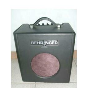Amplificador Para Bajo Electrico Behringer Thunderbird Bx108