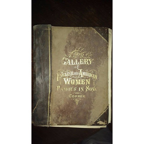 Libro Antiguo Gallery Of English And American Women Famous