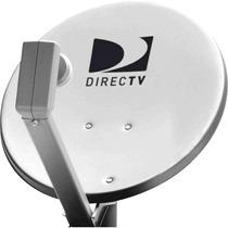 Antena Directv Prepago 0.76mts Kit De Instalacion Completo