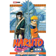 Naruto - N4 - Manga - Panini Argentina - Hay Stock