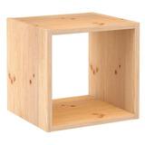 Cubo De Madera 30x30x20