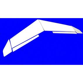 Asa Zagi 1,2m + Eletrônica + Bateria - Kit De Velocidade