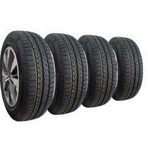 Kit 4 Pneu 185/60 R14 Remold Gw Tyre Goodyear 5anos Garantia
