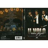 Dvd Il Volo Il Volo: Takes Flight - Live From Detroit Opera