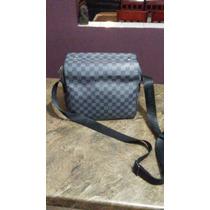 Louis Vuitton Autentica Backpack(mariconera) Para Hombre