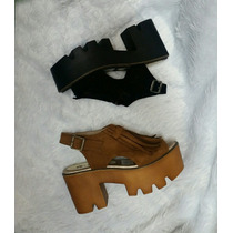 Be You Zapatos Mujer Casual Modelos Plataforma Sandalias