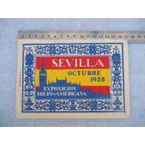 Etiquetas Publicidad Muy Antiguas. Lote X 7