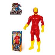 Boneco Heróis Da Toys Magnum 273