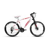 Bicicleta Aro 26 Alfameq Downhill 21v Freio Disco