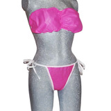 Top Panty Desechable, Quirúrgico, Spa, Belleza X 12 Unidades