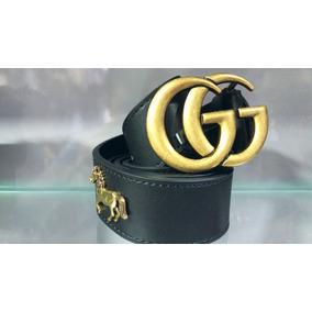 f5298dd82335c Cintos Gucci para Feminino Dourado escuro em São Paulo no Mercado ...