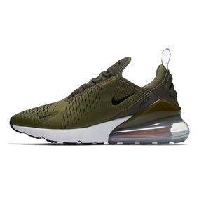 e2674b2a51b95 Tenis sneakers Nike Air Max 270 Militar. Envío Gratis.