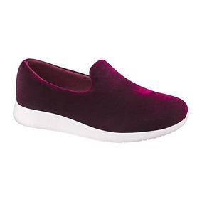 Zapatos Bonitos Confort Shosh Color Jaspe Textil Co133 A