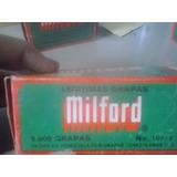 Grapas Milford P/tapiceria Y Carpint. Linea 100-8(5000 Unid)