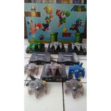 Consola Nintendo 64 + Mario Bros + 1 Juego Promocion Octubre