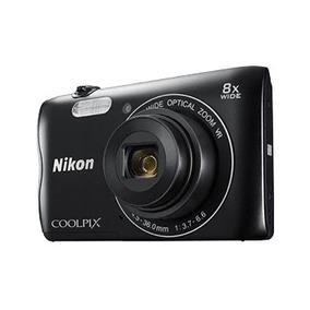 Camara Digital Nikon A300, 1 Año De Garantía Oficial!