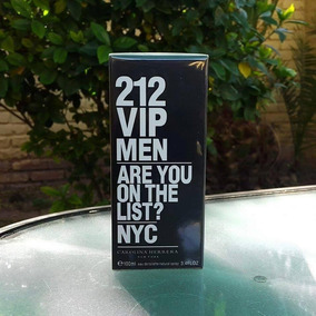 Perfume 212 Vip Men!! 100ml
