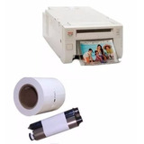 Kit Impressora Kodak 305 Térmica +1 Rolo Ribbon 320 Fotos