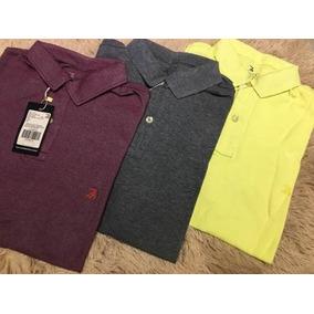 Kit 2 Camisas Ricardo Almeida Originais Cores A Sua Escolha