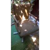 Sillon Antiguo Giratorio , Para Restaurar