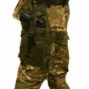 Muslera Pistolera Tactica Militar Uca